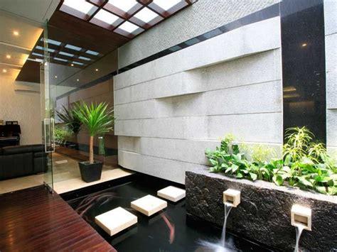 ideas for interior decoration of home minimalist fish pond ideas to create luxury landscape