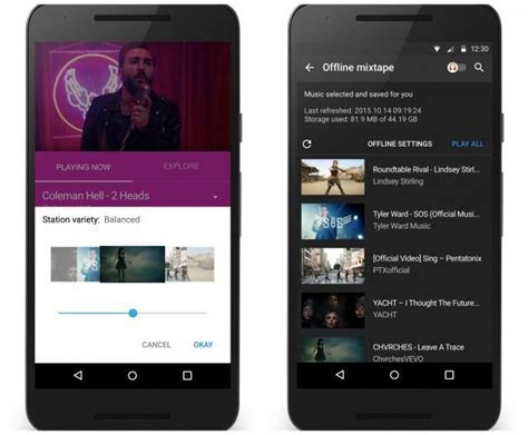 Youtube Launches A Sucky Music App (unless You Pay