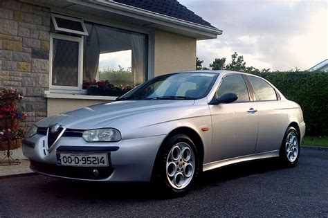 Alfa Romeo 156 - Wikipedia