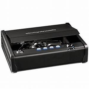 Sentrysafe Qap1be Gun Safe With Biometric Lock One