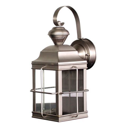 motion sensor outdoor lighting lithonia led outdoor floodlight 2 light motion sensor