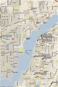 Fort Myers Florida Map