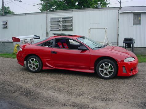 1995 Mitsubishi Eclipse Parts by 1995 Mitsubishi Eclipse Rs For Sale Middleton Michigan