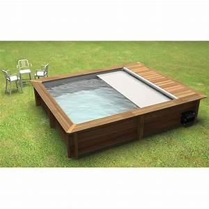Piscine Hors Sol Plastique : proswell by procopi piscine urbaine hors sol bois 4 2 x 3 ~ Premium-room.com Idées de Décoration