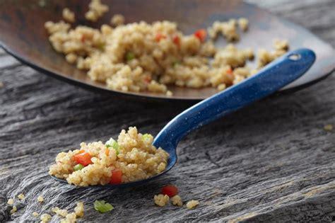 quinoa cucinare ricetta come cucinare la quinoa propriet 224 e ricette