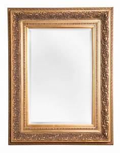 Spiegel Goldrahmen : genova spiegel mit barockem goldrahmen ~ Pilothousefishingboats.com Haus und Dekorationen