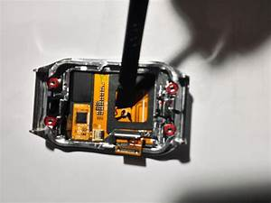 Samsung Gear 2 Display Assembly Replacement