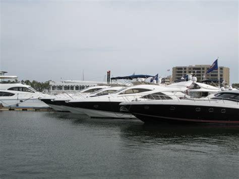 Boat Show In Newport Beach by Lido Yacht Expo In Newport Beach