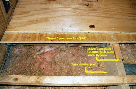 how to repair a floor mobile home floor repair bestofhouse net 3997