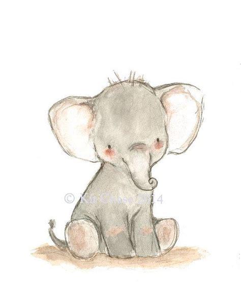 ideas  baby elephant drawing  pinterest