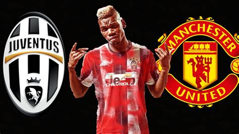 Paul Pogba Man United Or Juventus Skills And Goals Youtube