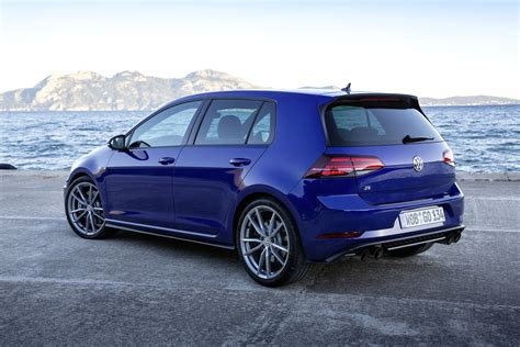 Golf R by Vw Golf R Even More Tempting With New Brakes Titanium