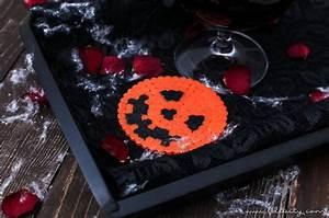 Halloween Deko Aus Amerika : halloween deko selber machen b gelperlen glasuntersetzer diy blog aus dem ~ Markanthonyermac.com Haus und Dekorationen