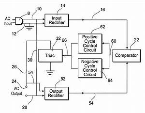 Component Triac Light Dimmer Circuit Motor Simplifying
