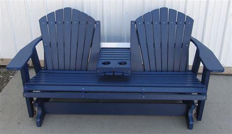 Adirondack Settee by Apple Creek Furniture