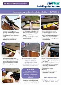 Pvc Guttering Installation Guide