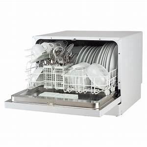 Petit Lave Vaisselle 6 Couverts : lave vaisselle compact ~ Farleysfitness.com Idées de Décoration