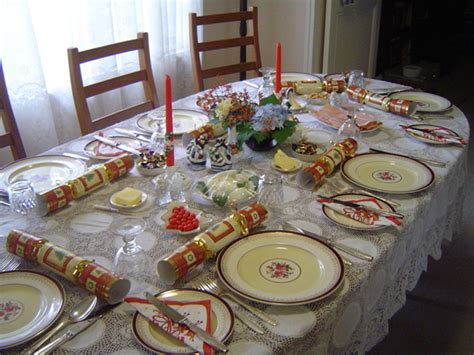 English Service Table Setting &  Table Setting English