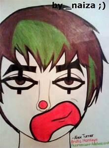 Alex Turner - Fluorescent Adolescent Clown - Alex Turner ...