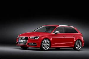 New Audi S3 Five-door Sportback Has 300 Hp
