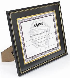 double matted diploma frame 85 x 11 double mat With double document frame 8 5 x 11