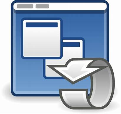 System Clipart Icon Session Software Preferences Clip