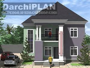customized floor plans nigeria building style architectural designs by darchiplan