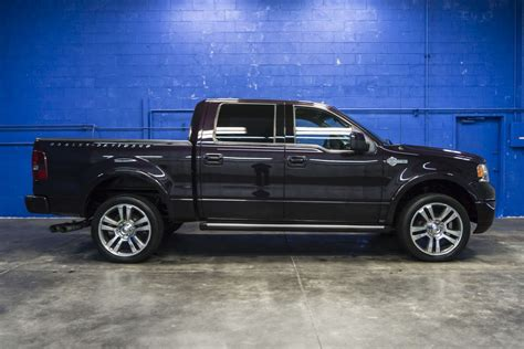 2007 Ford Harley Davidson by 2007 Ford F 150