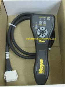 Genuine Meyer 22693 Pistol Grip Controller For Meyer Xpress Plow  Only Works With Xpress Plow