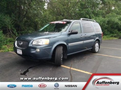 2007 Buick Terraza Cxl by Find Used 2007 Buick Terraza Cxl In 901 S Illinois St