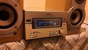 Stereo System Panasonic Sa-pm65md