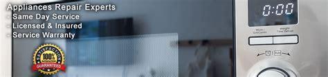 microwave appliance repair  mississauga oakville milton brampton  peel