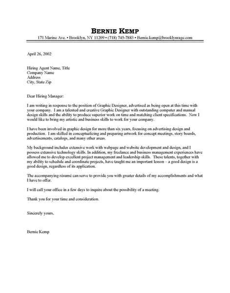how to write a cover letter for fashion cover letter