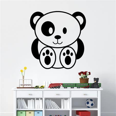 chambre bébé panda 139 stickers panda chambre bebe sticker toise b b th me