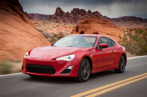 2013 Scion Fr-s Review, Ratings, Specs, Prices, And Photos