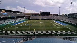 Tulane Stadium Seating Chart Section 114 At Yulman Stadium Rateyourseats Com