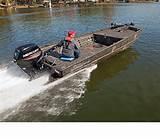 Large Aluminum Boats Images