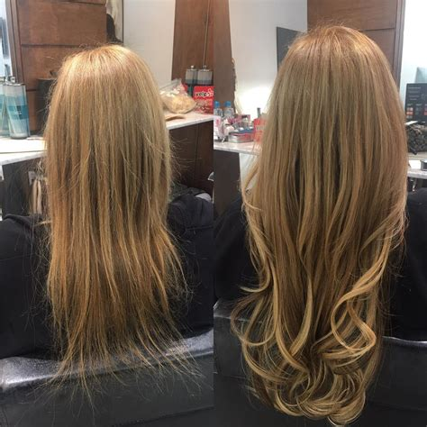 Hair Pictures by Before And After Pictures Of Our Hair Extensions Clients