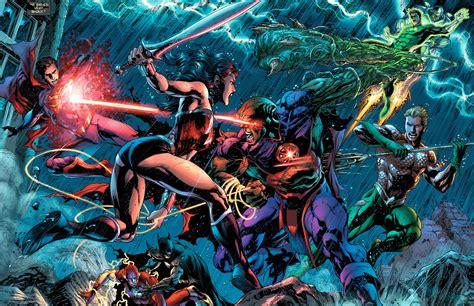 dc announces dark   justice league animated