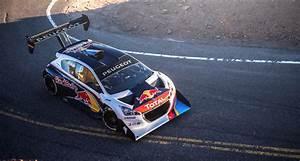 Loeb Pikes Peak : peugeot 208 t16 pike peaks de retour en course de c te avec s bastien loeb les voitures ~ Medecine-chirurgie-esthetiques.com Avis de Voitures