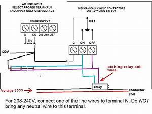 Leviton Photoelectric Switch Wiring Diagram