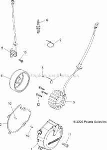 Polaris A08gp52aa Parts List And Diagram