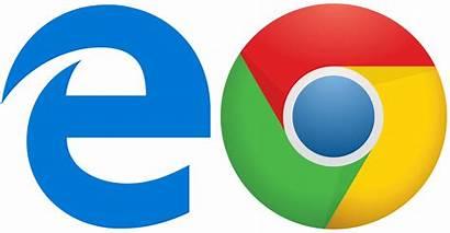 Chrome Edge Microsoft Google Technology Browser Same
