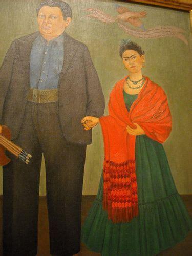 FRIDHA CALO   Postcard, Museum, San francisco