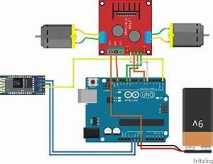Arduino Bluetooth Rc Car W   Electronic Braking System  4