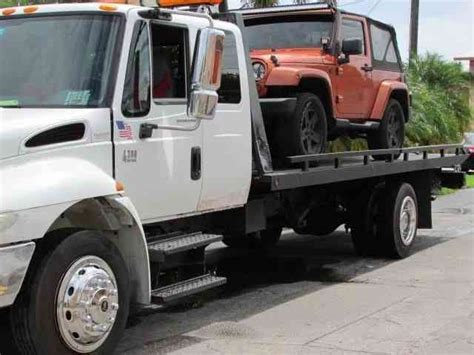 international   flatbeds rollbacks