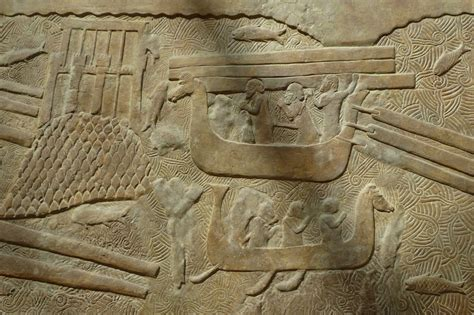 assyrian empire builders representing assyrian interests