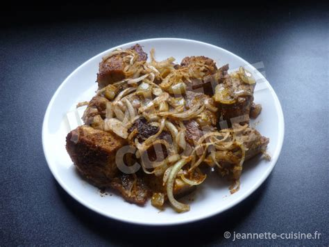 comment cuisiner du sauté de porc je vous propose ma recette pour le soukouya de porc une