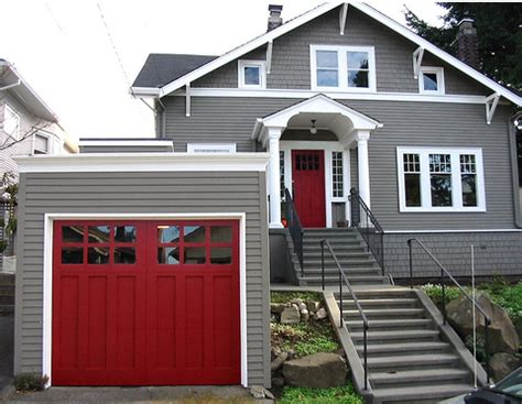 top 5 color choices for garage doors debi collinson designs