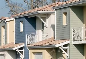 Bardage Fibre Ciment : bardage clin en fibre ciment hardieplank 3600x180x8 ~ Farleysfitness.com Idées de Décoration